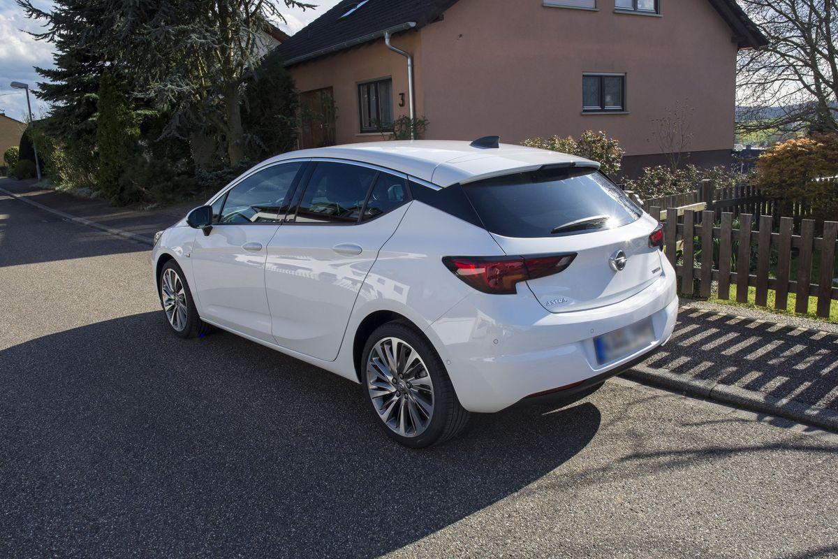 Sleppek S Astra K Astra 5 T 252 Rer Opel Astra K Forum
